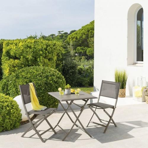 Table de jardin pliante AZUA - 2 Places